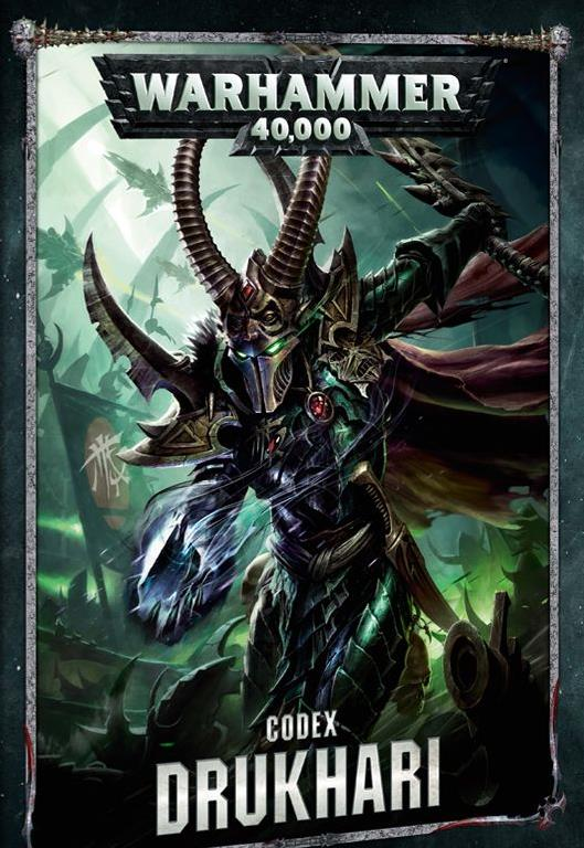 Codex Drukhari (8th Edition)
