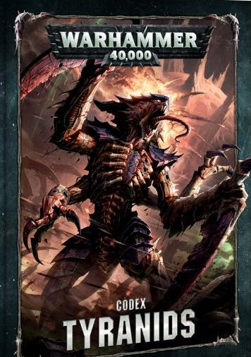 Codex Tyranids (8th Edition Hardback)