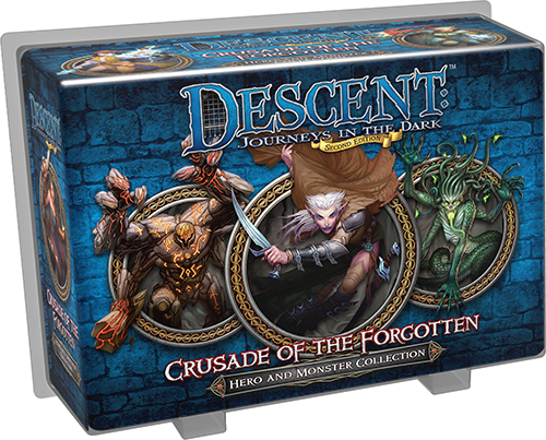 Crusade of the Forgotten Descent Hero and Monster Collection