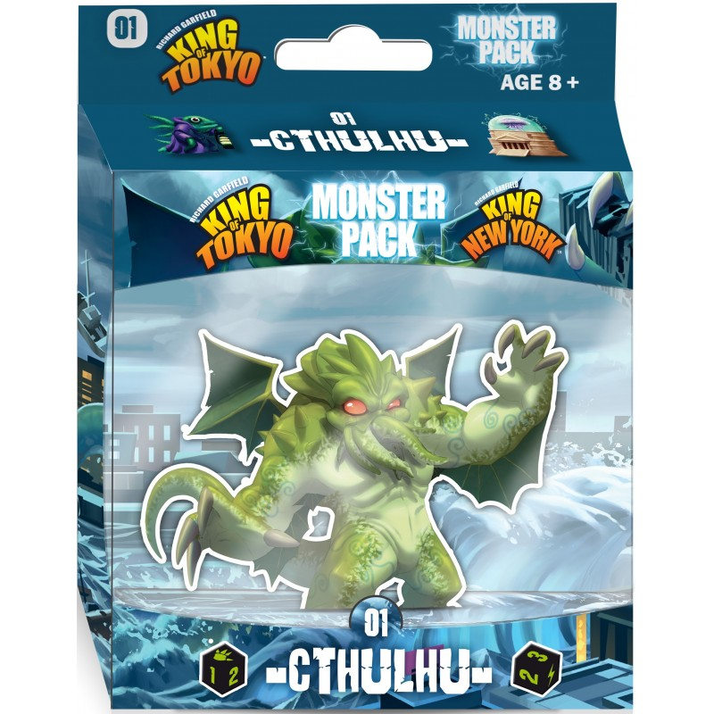 King of Tokyo Monster Pack - Cthulhu