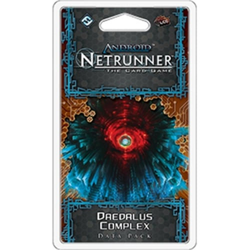 Android Netrunner Daedalus Complex
