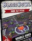 Dark Elf Pitch and Dugouts
