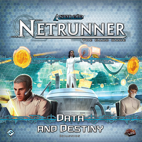 Android: Netrunner - Data and Destiny Deluxe Expansion