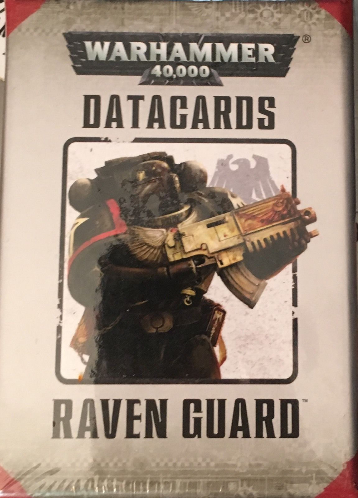 Datacards Raven Guard (7th Edition)