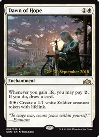 Dawn of Hope - Prerelease Promo