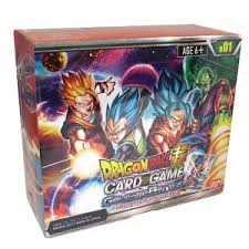 Dragon Ball Super Card Game: Galactic Battle Booster Box