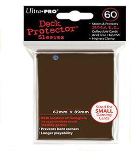 Ultra Pro Brown Sleeves Small