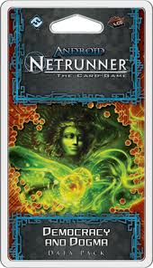 Android: Netrunner - Democracy and Dogma (Data Pack)