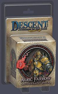 Descent: Journeys in the Dark: Alric FarrowLieutenant Pack