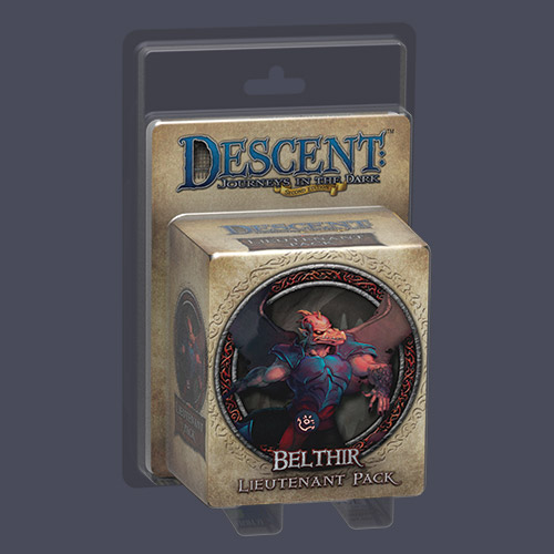 Descent: Journeys in the Dark: Belthir Lieutenant Pack