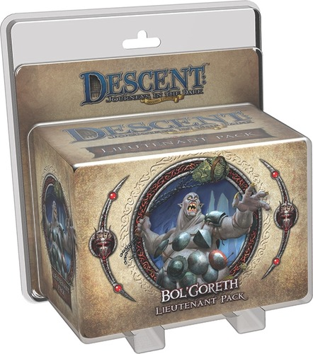 Descent: Journeys in the Dark: Bol'Goreth Lieutenant Pack