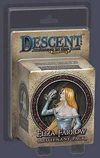 Descent: Journeys in the Dark: Eliza Farrow Lieutenant Pack