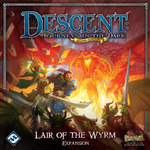 Descent: Journeys in the Dark Lair of the Wyrm