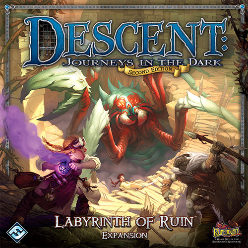 Descent: Journeys into the Dark - Labyrinth of Ruin