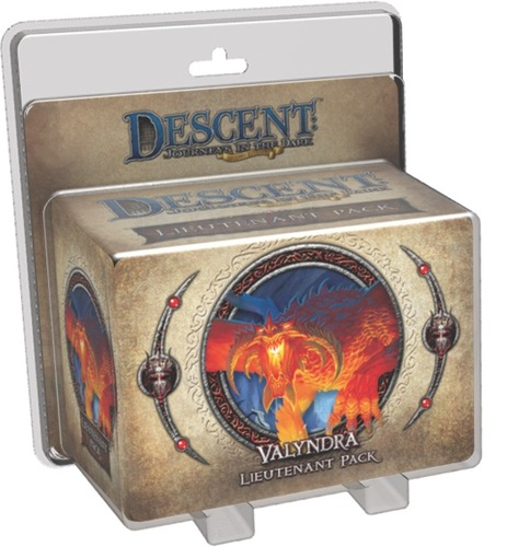 Descent: Journeys in the Dark: Valyndra Lieutenant Pack