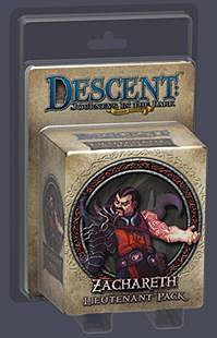 Descent: Journeys in the Dark: ZacharethLieutenant Pack
