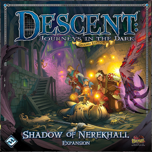 Descent: Journeys in the Dark: Shadow of Nerekhall Expansion