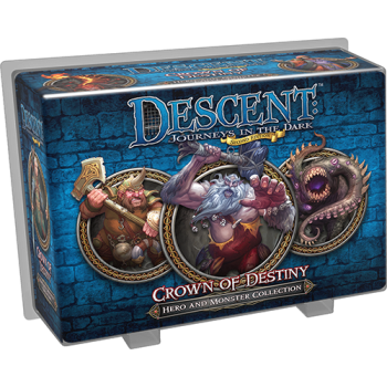 Descent 2nd Edition Crown of Destiny Expansion