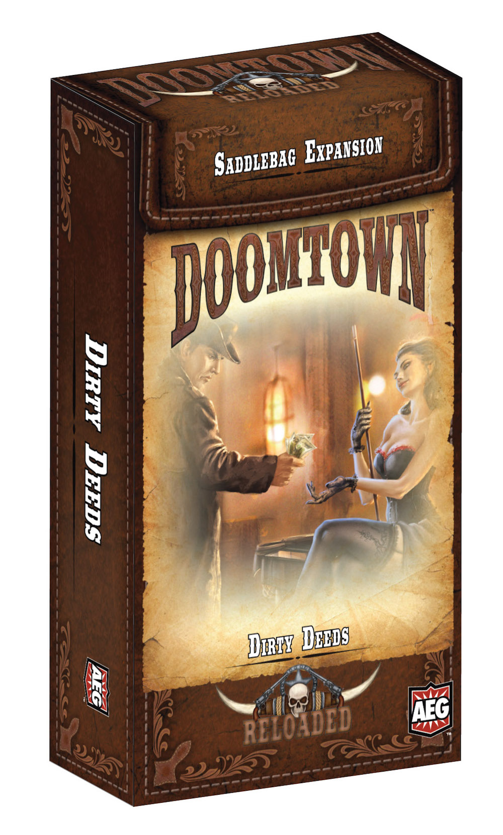 Doomtown: Dirty Deeds Saddlebag #7
