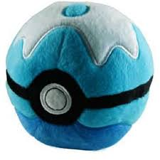 Dive Ball Plush