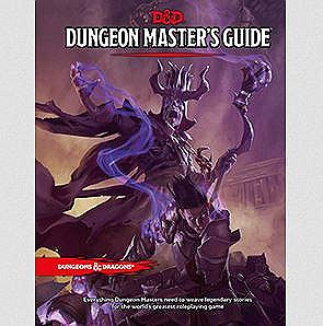 D&D Dungeon Master's Guide 5th Ed