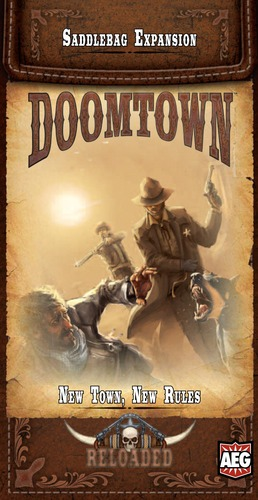 Doomtown: New Town, New Rules Saddlebag #1