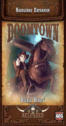 Doomtown: Double Dealin' Saddlebag #2