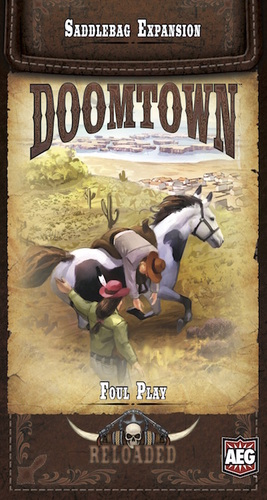 Doomtown: Foul Play Saddlebag #8