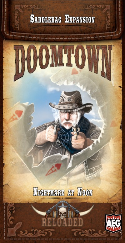 Doomtown: Nightmare at Noon Saddlebag #6