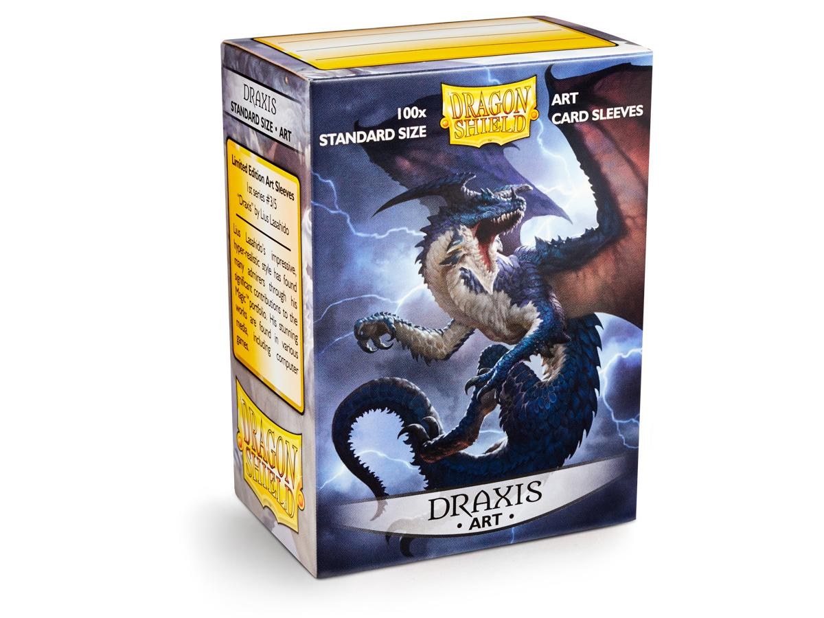 Dragon Shield Draxis Art Sleeves Standard