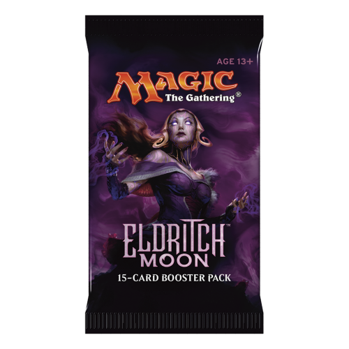 Magic the Gathering: Eldritch Moon booster pack