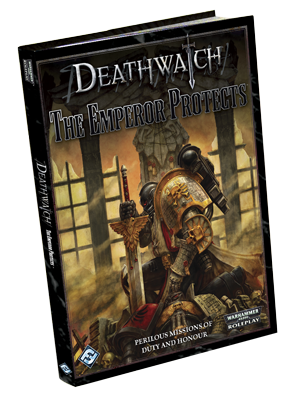 WH40K: Deathwatch - The Emperor Protects