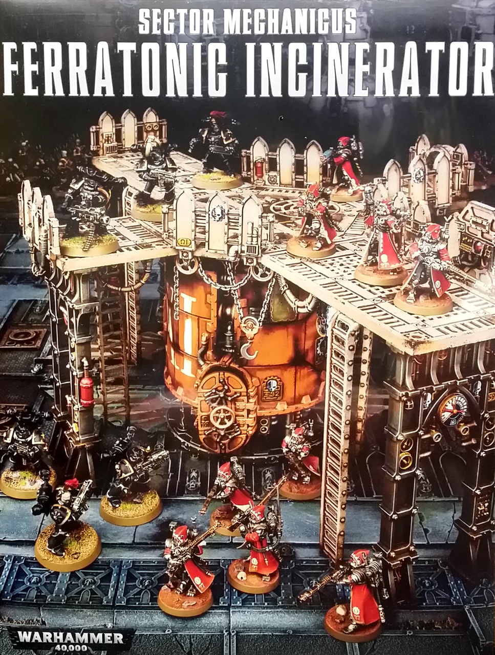 Ferratonic Incinerator