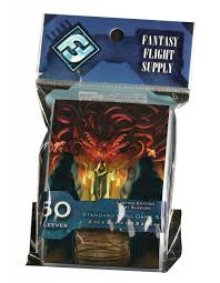 Fantasy Flight Supply Sleeves Rituals of the Order