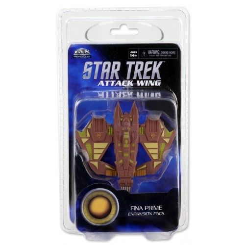 Star Trek: Attack Wing - Fina Prime Expansion Pack