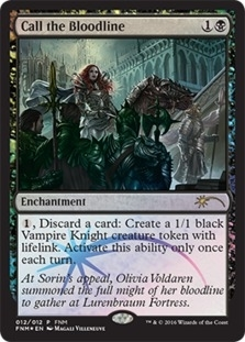 Call the Bloodline - FNM Promo