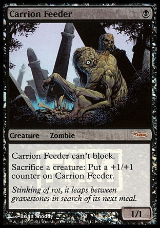 Carrion Feeder - FNM Promo