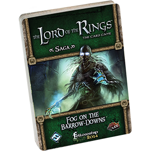 Lord of the Rings (LCG): Fog on the Barrow Downs