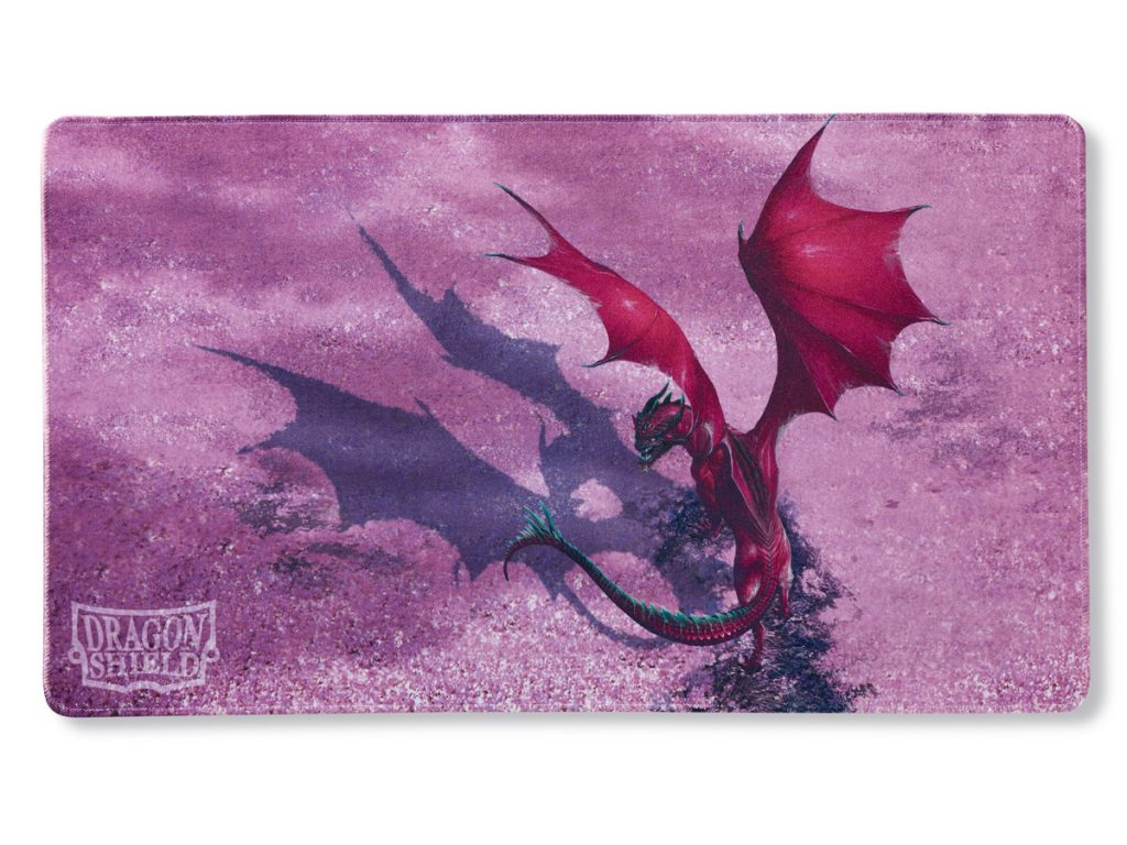 Dragon Shield Play Mat Magenta Fuchsin AT-21526