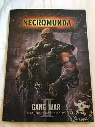 Necromunda: Gang War II Gaming Supplement