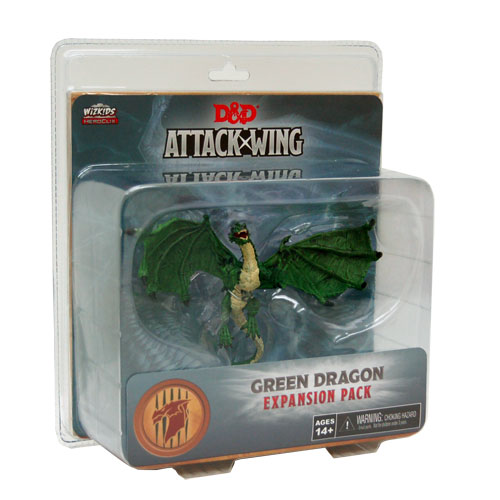 Dungeons & Dragons Attack Wing - Green Dragon Expansion