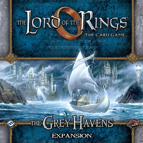 The Lord of the Rings (The Card Game): The Grey Havens Expansion