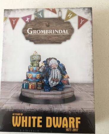 Grombrindal 40 Years of White Dwarf