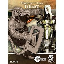 Guild Ball Mortician's Guild Ghast