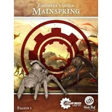 Guild Ball Engineer's Guild Mainspring