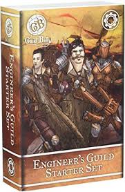 Guild Ball Engineer's Guild Starter set