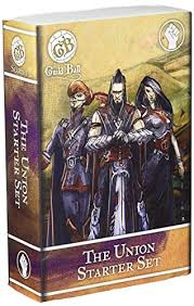 Guild Ball The Union Starter set