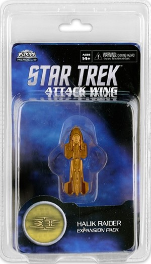 Star Trek: Attack Wing (Wave 20) Halik Raider