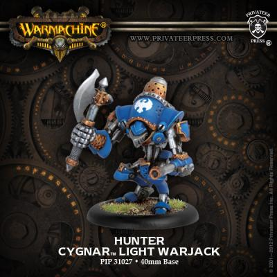 31027 Hunter Light Warjack