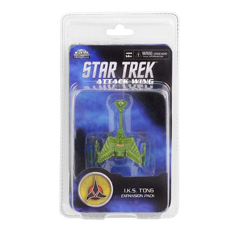 Star Trek: Attack Wing (Wave 17) IKS T'Ong
